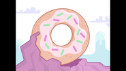 397 And here's Donut Rock!