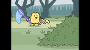 402 Wubbzy Hears Bush