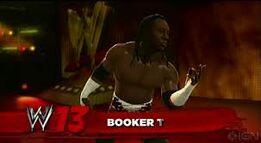 Booker t entrance