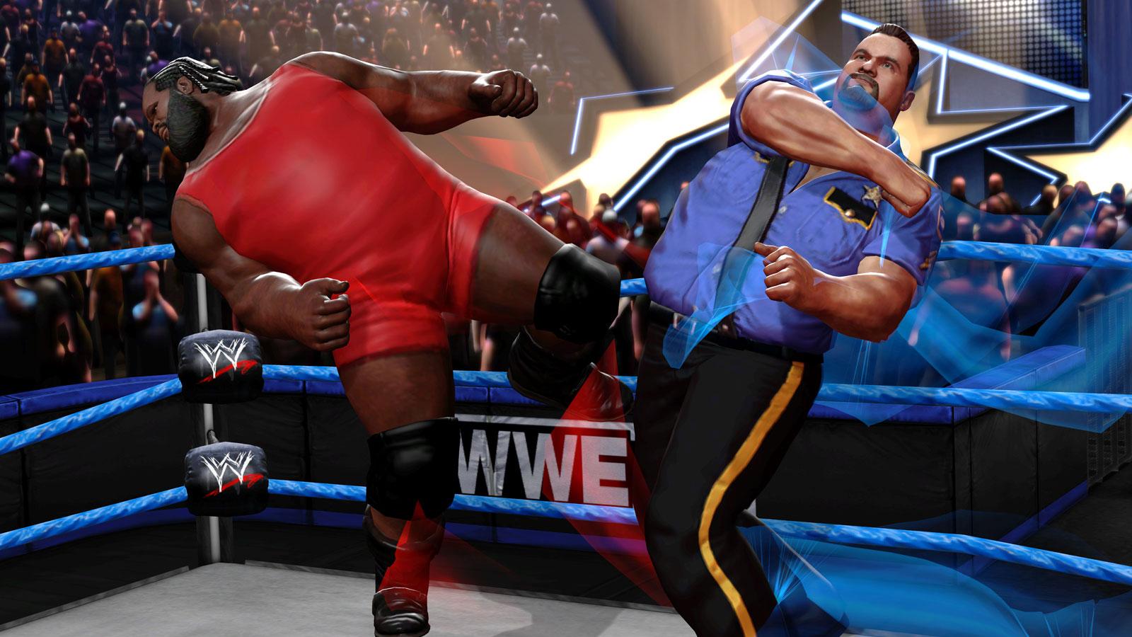 Big Boss Man | WWE All Stars Wiki | FANDOM powered by Wikia Ultimate Warrior Undertaker Bossman