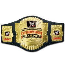 Cruiserweight Title