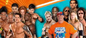 14 Man Elimination Tag Match