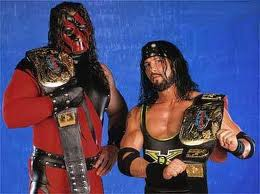 Kane and X-Pac