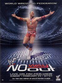 No Way Out 2001