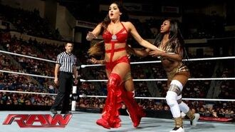 Raw - Kaitlyn & The Funkadactyls vs