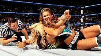 Kaitlyn vs. Eve- SmackDown, August 17, 2012 Winner