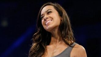AJ sets her crazy sights on VIckie Guerrero- SmackDown, June 15, 2012