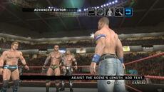 WWE SvR 2010 - Story Designer