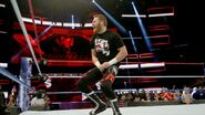 Sami-Zayn entering the battle-royal