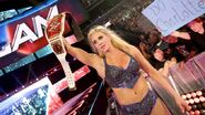 Charlotte as two-times Women Championship