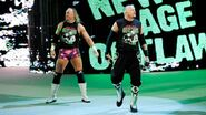 New Age Outlaw Royal Rumble