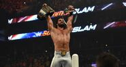 Seth-Rollins win the United States Champion