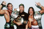 ECW Tag Team RVD-Sabu