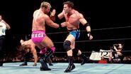 Sean-O'Haire fighting Shawn-Stasiak
