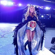 Charlotte at Royal Rumble
