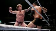 Jericho fighting Itami in Japan