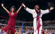 Macho-Man and Sherri