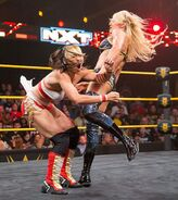 Charlotte Mia NXT