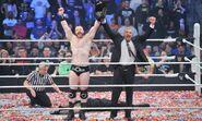 Sheamus cashing-In on Roman