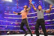 Baron Corbin win Andre the Giant Battle Royale