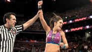 Bayley victory over