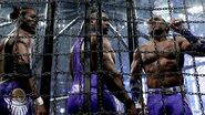 Elimination Chamber Tag-Team