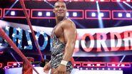 Jordan on Monday Night Raw