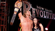 Edge won the WWE Champion
