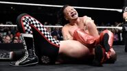 Sami against Nakamura