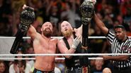 Eric-Young and Alexander-Wolfe wins the NXT Tag Team Champion