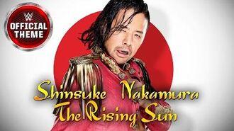Shinsuke Nakamura - The Rising Sun (Official Theme)