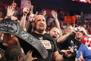 Tommy as ECW Champions