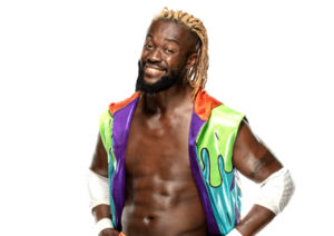 Kofi Kingston pro