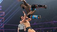 Cedric jump on Noam