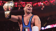 Santino win US-Titles