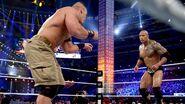 Cena against Rock part II