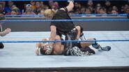 Tyler beating Chad