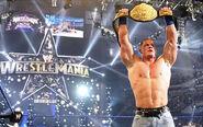 Cena win World Heavyweight Champion
