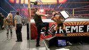 Ambrose hits Miz before