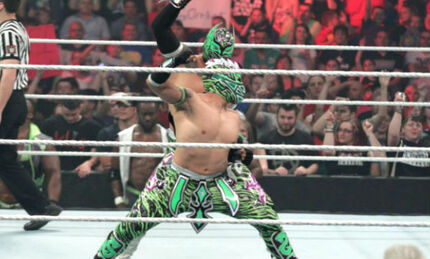 Kalisto and Sin-Cara