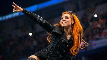 Becky-Lynch looks ready
