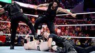 The Shield Attacks Sheamus
