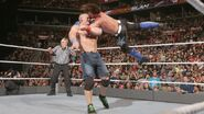 AJ Styles against John Cena at Summerslam