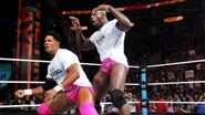 Titus ONeil and Darren Young