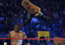 Chris Jericho and Umaga