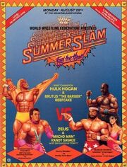 Summerslam 1989