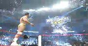 2011 Royal Rumble winner Alberto Del Rio
