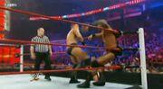 Miz vs Randy in the Royal Rumble2