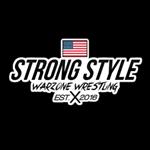 WARZONE wrestling logo