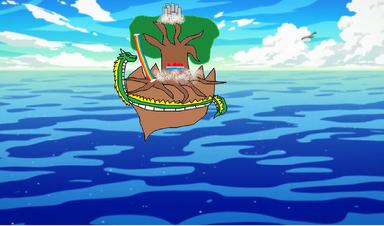 Yggdrasil Island